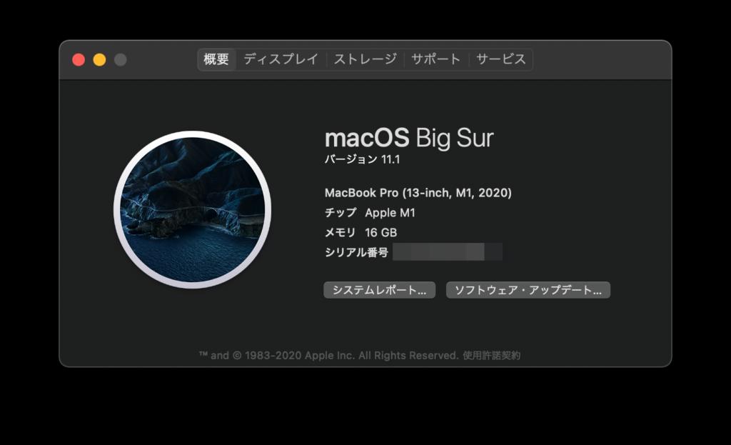 MacBook Pro M1